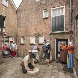 Afbeelding bij Die Luyden van 't Hooge Veene